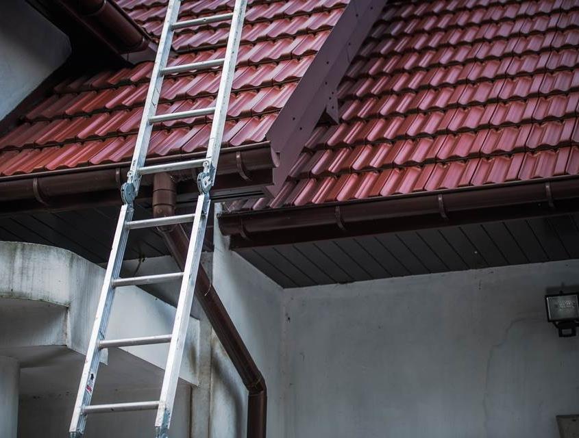 Teljes tető felépítés